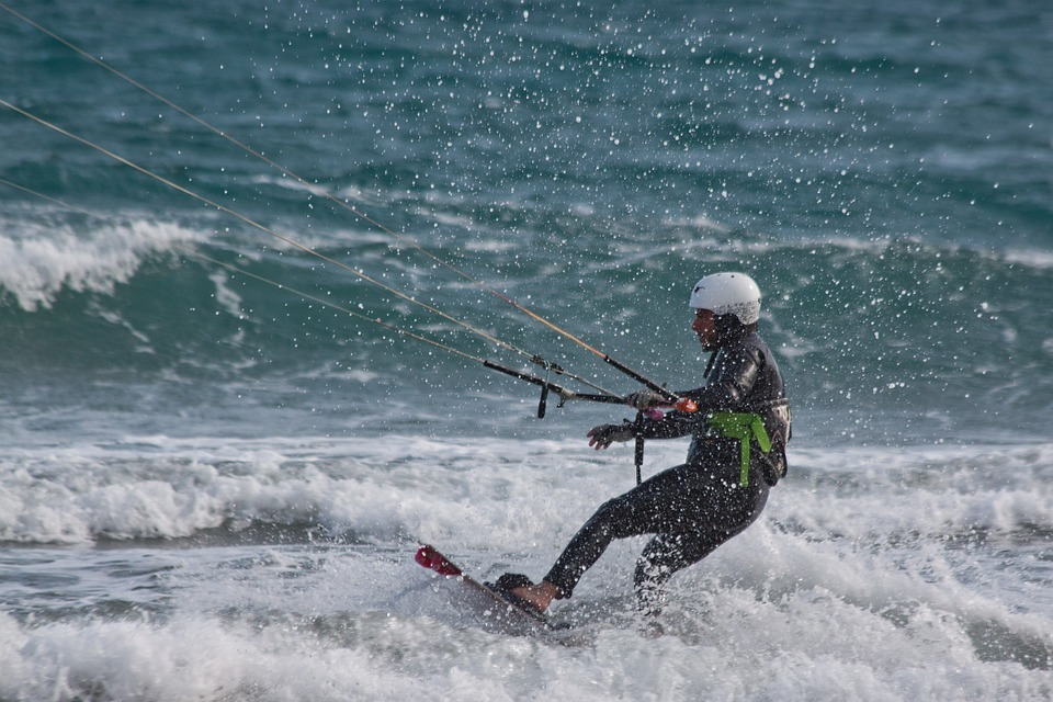 how-to-kite-surf