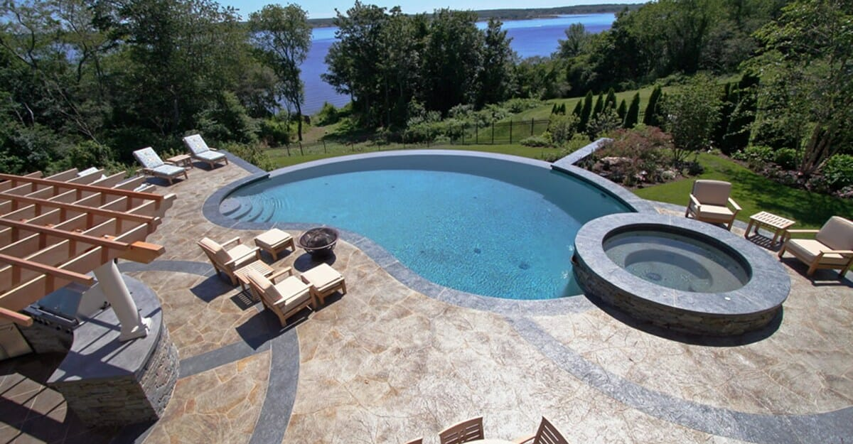 42 Above Ground Pools With Decks