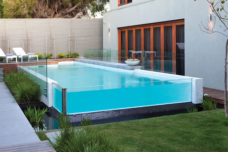 42 Above Ground Pools with Decks – Tips, Ideas & Design Inspiration ...
