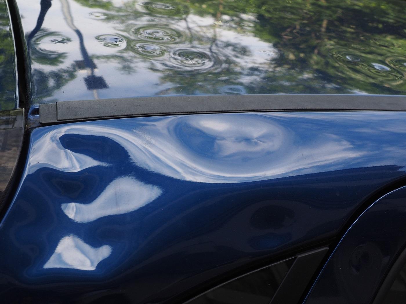 Can Smoke Damage Car Paint