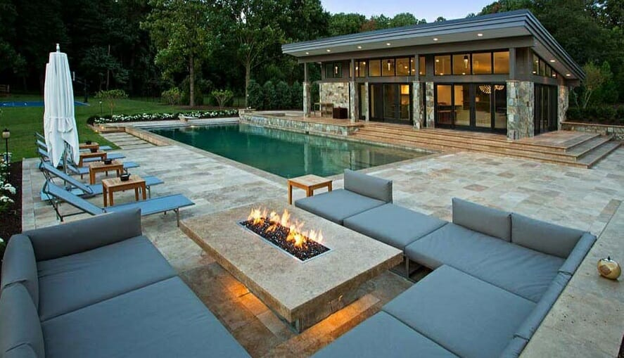Backyard Gas Fire Pit best fire pit for your garden (a 2018 update) - outdoor chief