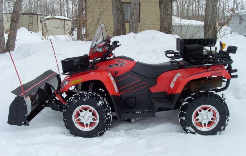 Top 5 Best ATV Snow Plows For Winter 2018 - Outdoor Chief