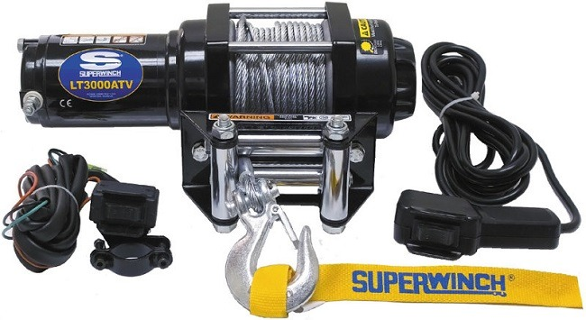 Best ATV Winch for the Money (2019 UPDATE) - Outdoor Chief