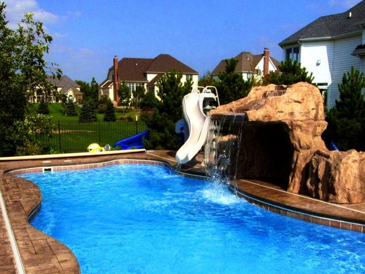 Top 5 Best Pool Slides For Backyard Water Fun 2020 Update Outdoor Chief