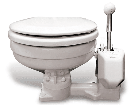 Best Marine Toilet on the Market (TOP 5 PICKS FOR 2019)