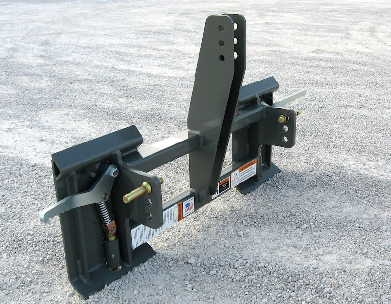 Top 5 Best Skid Steer Attachments You Can Buy – Outdoor Chief