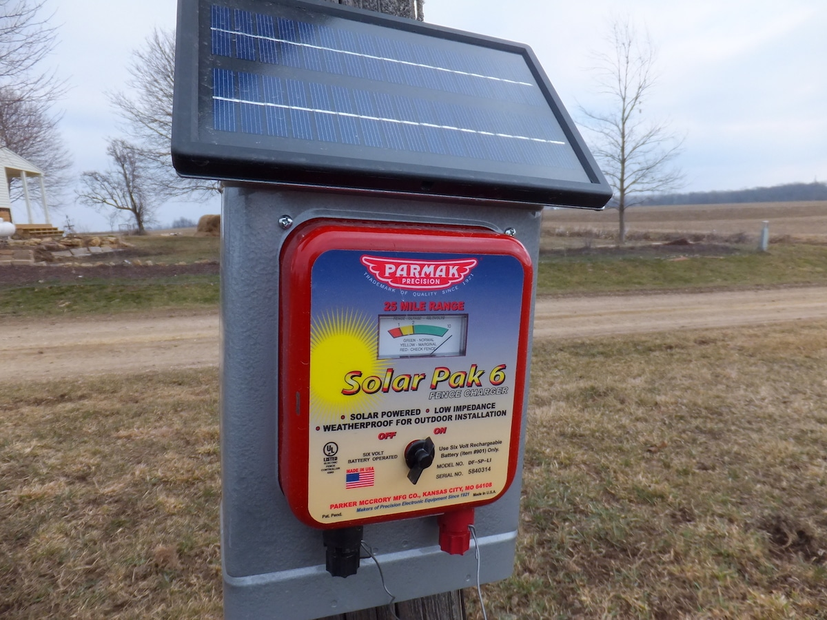What Is The Best Solar Fence Charger On The Market