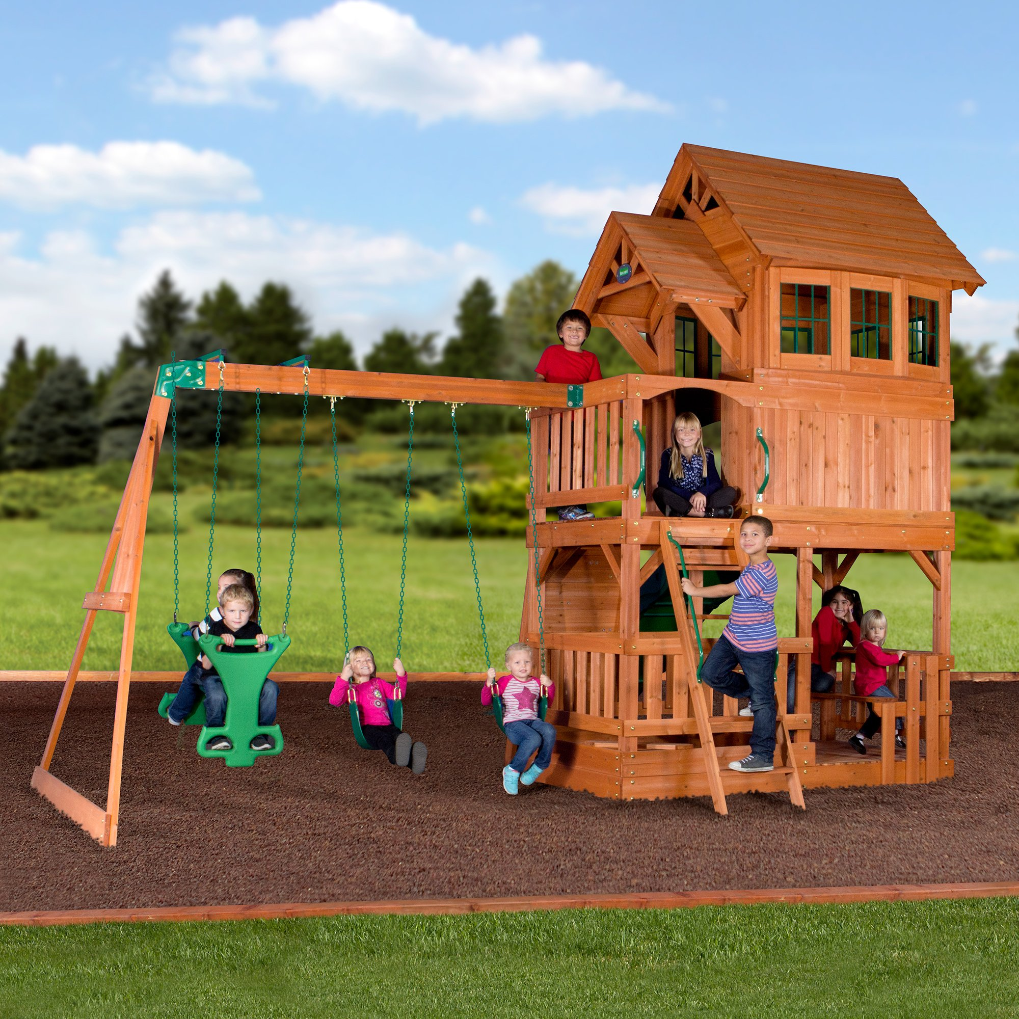 Backyard Discovery Swing Set Reviews Our Top 5 Picks Outdoor Chief