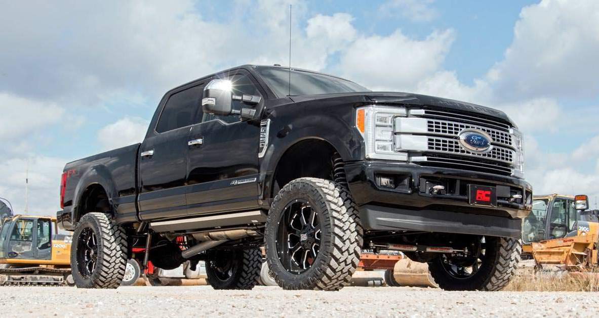 Truck Lift Shops >> 5 Top Benefits Of Fitting A Suspension Lift Kit To Your Truck
