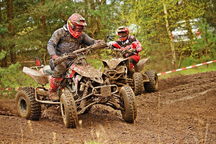 atv mud tire design