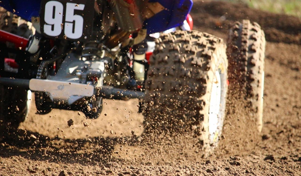 atv mud tire spray