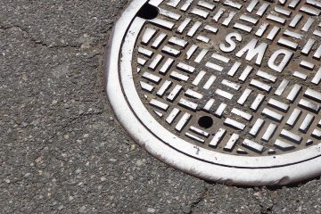 A closer look at the sewer camera