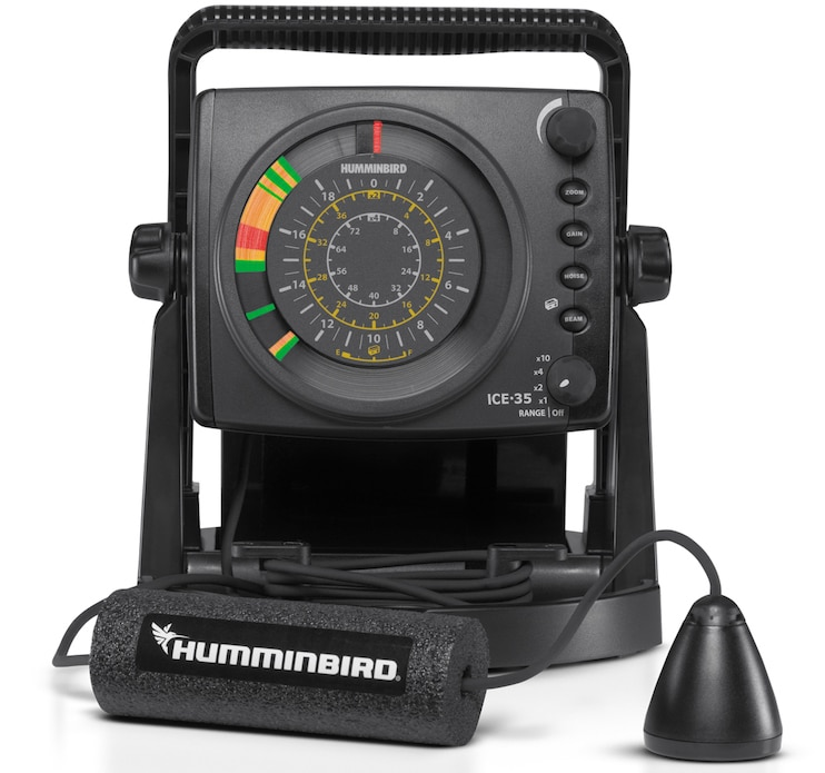 Humminbird ICE – 35 Three Color Flasher