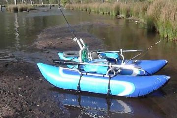 Inflatable Pontoon Boat reviews featured