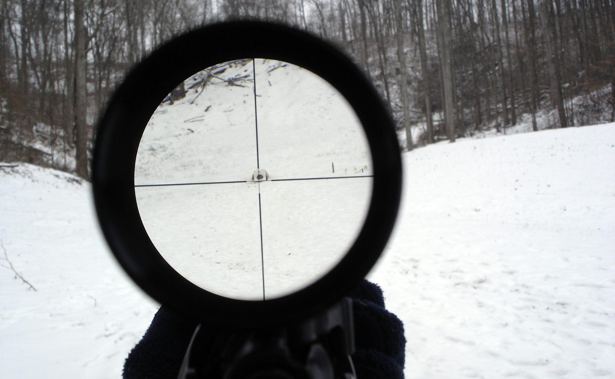 operational riflescope