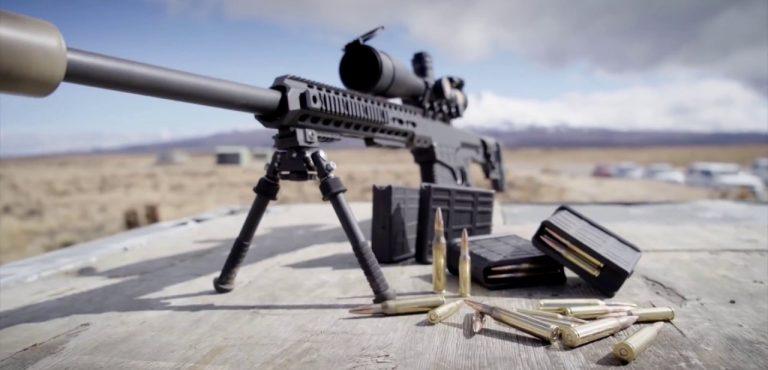 riflescope & rifle