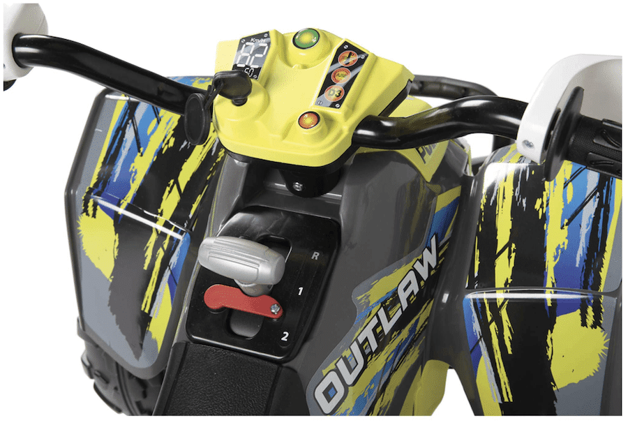 Polaris Outlaw IGOR0095 Citrus