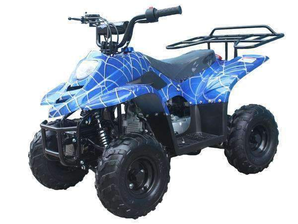 gas powered ATV for kids