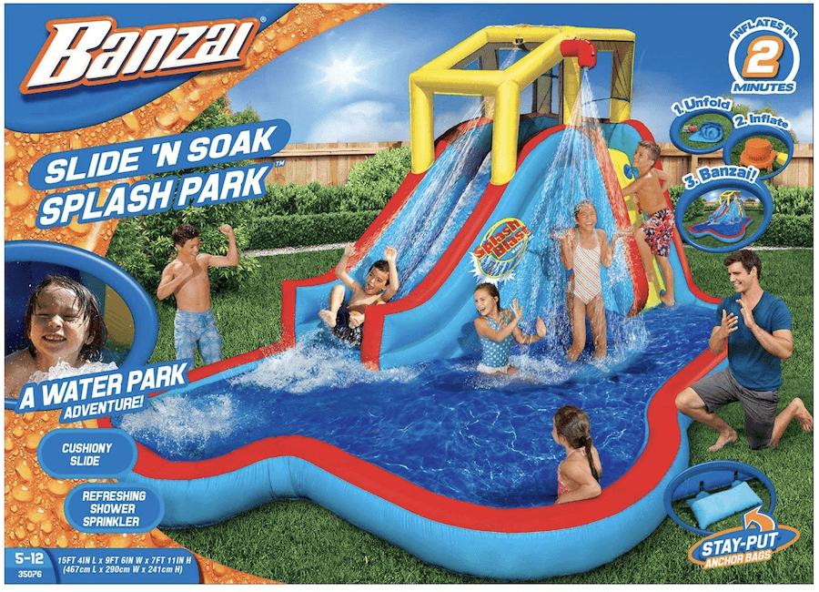 Best Inflatable Water Slide Reviews [Summer 2020 Fun ...