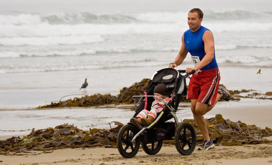 beach stroller