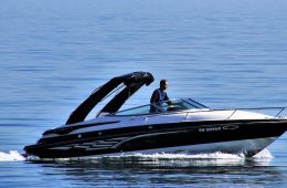 motor boat trim tabs