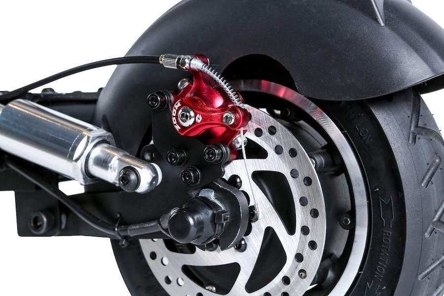 nanrobot brake system