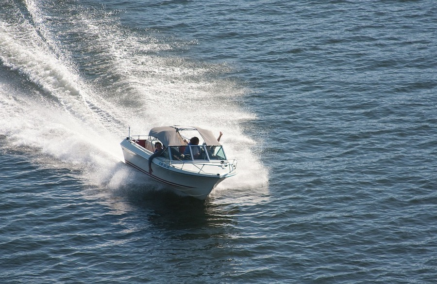 speedboat trim tabs