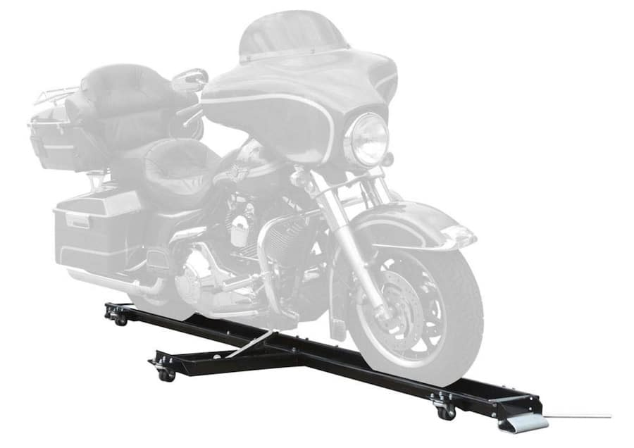 Black Widow CRUISER-DOLLY Chopper Motorcycle Dolly