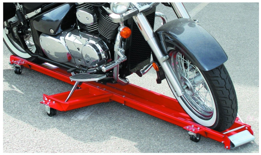 Low Profile Motorcycle Dolly 1250 lb. weight capacity
