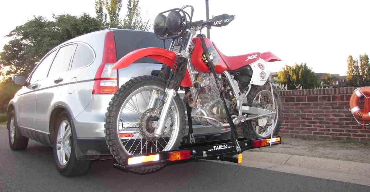 motorbike carrier