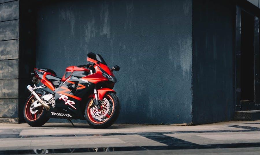 sports motorcyle