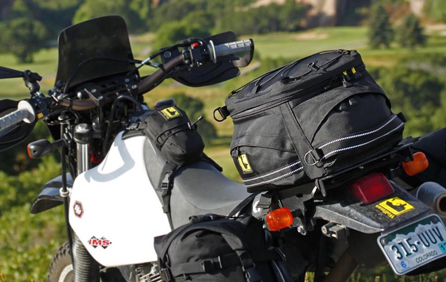 Wolfman Luggage M803 Peak Tail Bag