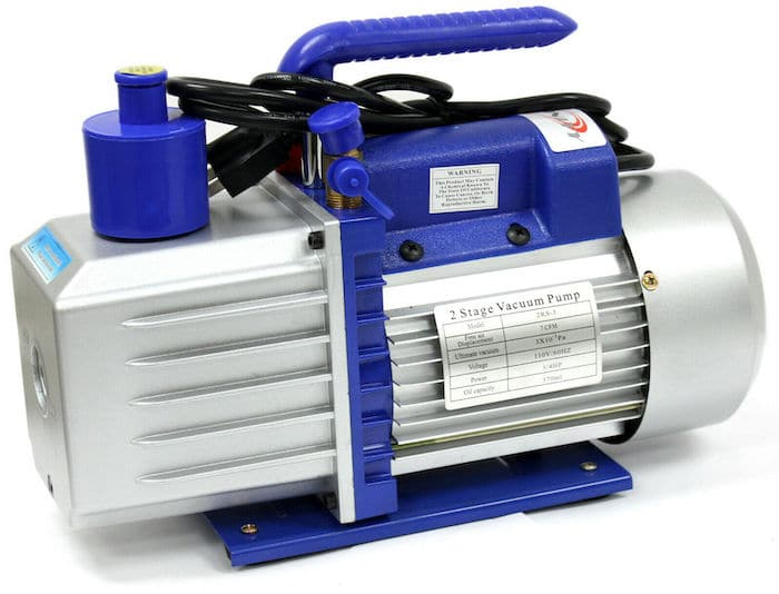 Two-Stage-hvac pump