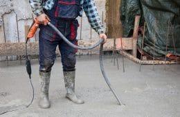 concrete vibrator reviews