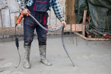 concrete vibrator reviews