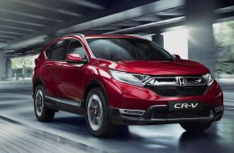 honda crv featured
