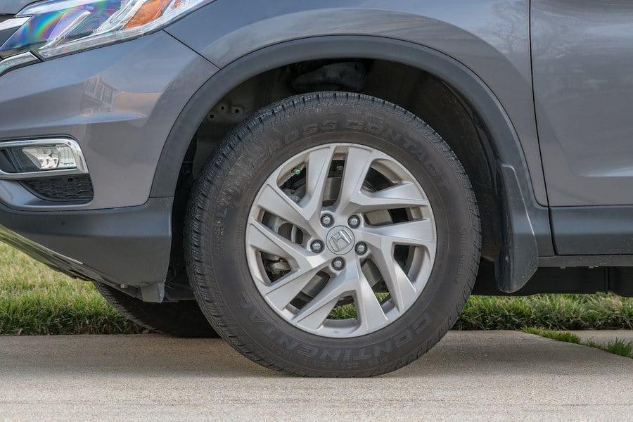 tread warranty tires honda crv