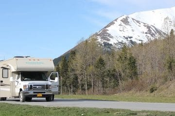 RV motor home packing guide