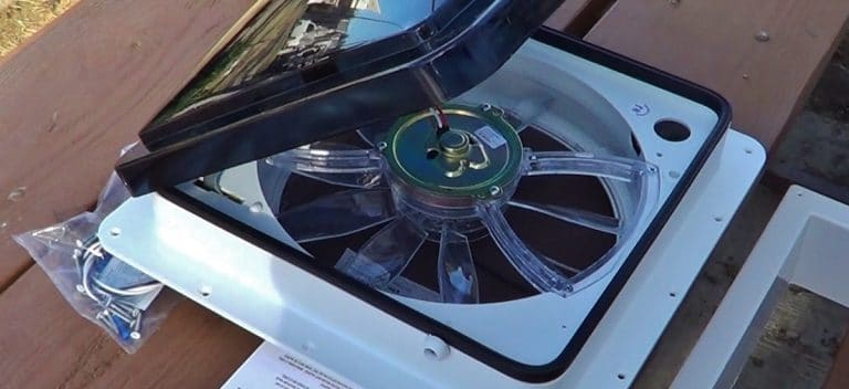 RV vent fan reviews