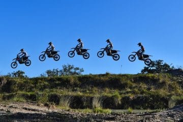 motocross riders intercom