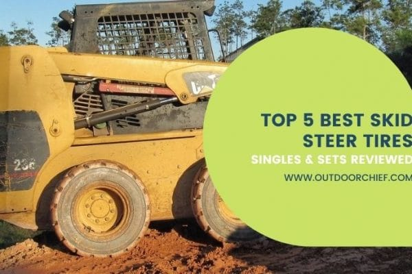 Best skid steer tires