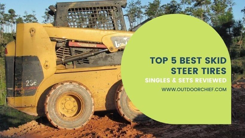 Best skid steer tires