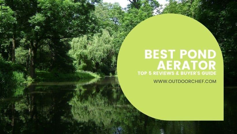 Best pond aerator