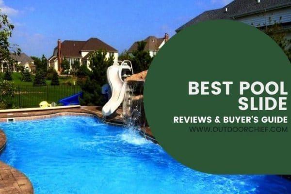 best pool slide