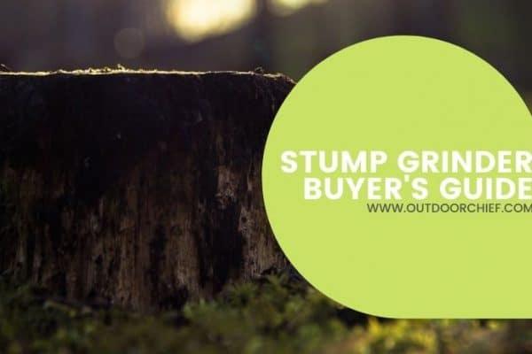 stump grinder guide