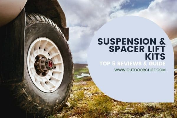 suspension kits and spacers
