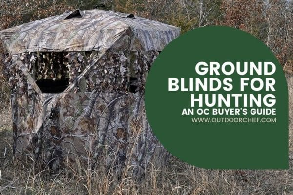 Hunting blind guide