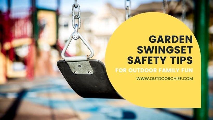 swing set guide