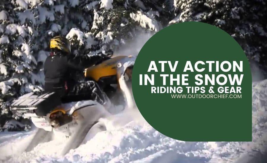winter ATV guide