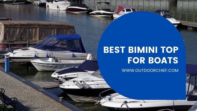 Best Bimini Top Reviews